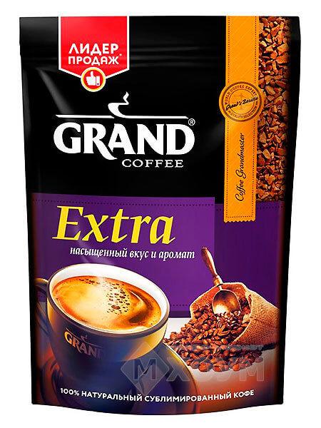 Кофе Grand Extra Сублимированный