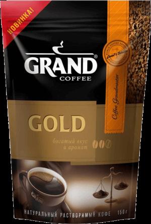 Кофе Grand Gold Сублимированный