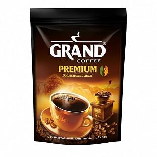 Кофе Grand Premium Гранулированный