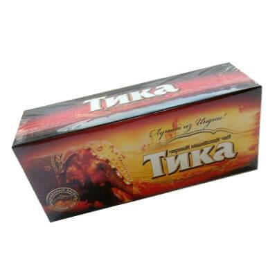 Чай Индийский Тика