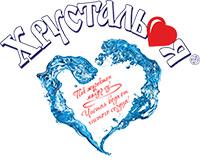 Логотип Вода Хрустальная