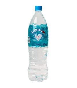 1,5 литра (газ., негаз.)